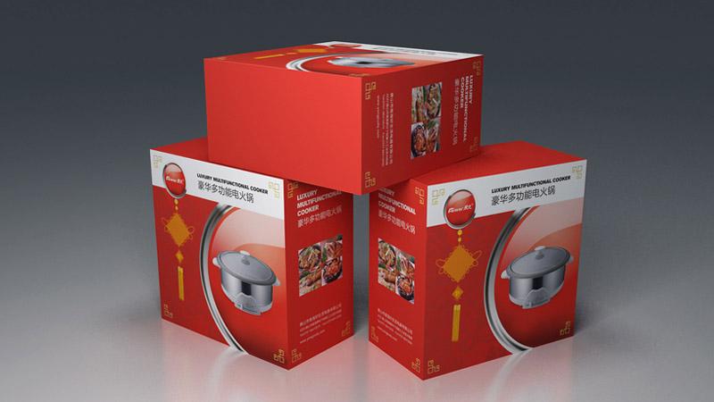 佛山电器包装设计效果2