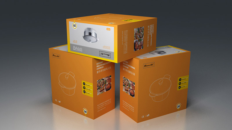 佛山电器包装设计效果3