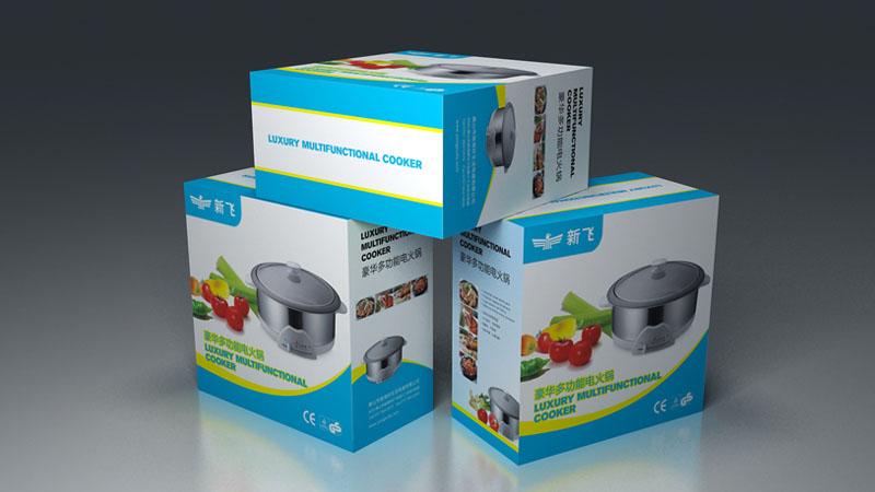佛山电器包装设计效果4